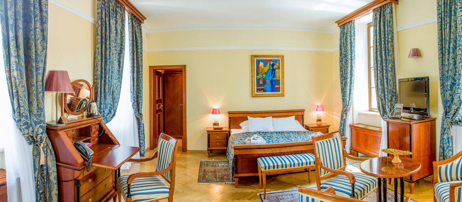 Hotel  Kazbek Croatia & Slovenia