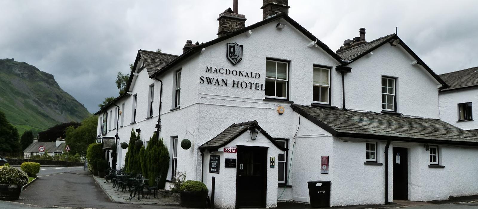 Hotel Macdonald Swan Grasmere UK & Ireland