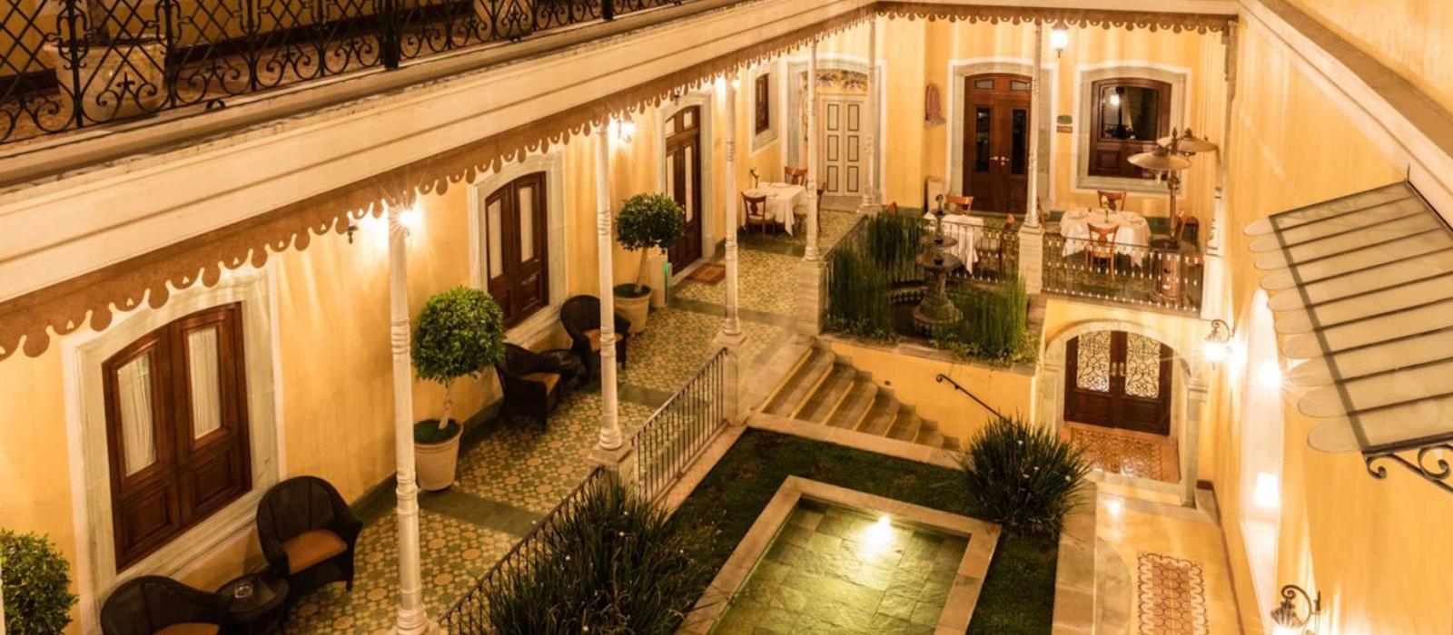 Hotel Villa Maria Cristina Mexiko