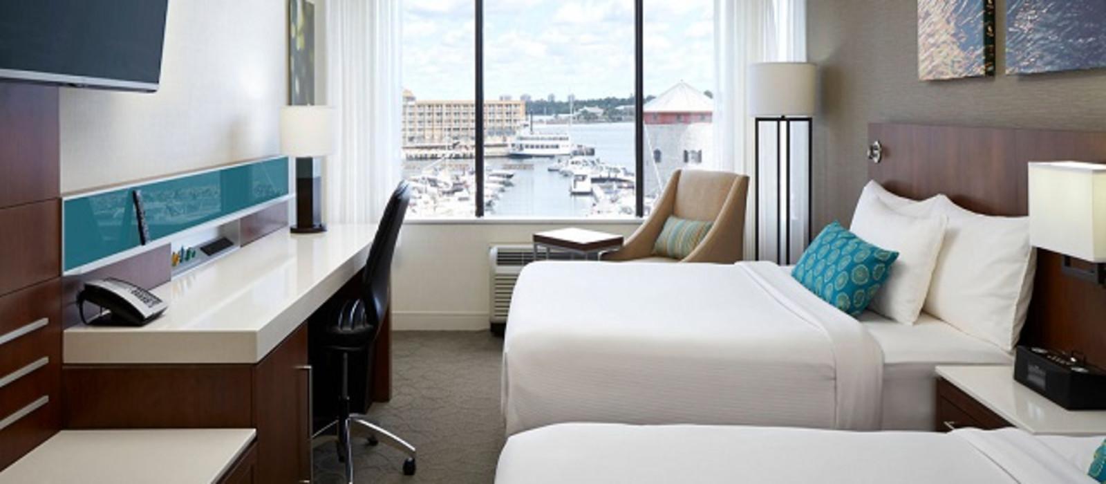 Hotel Delta Kingston Waterfront Kanada