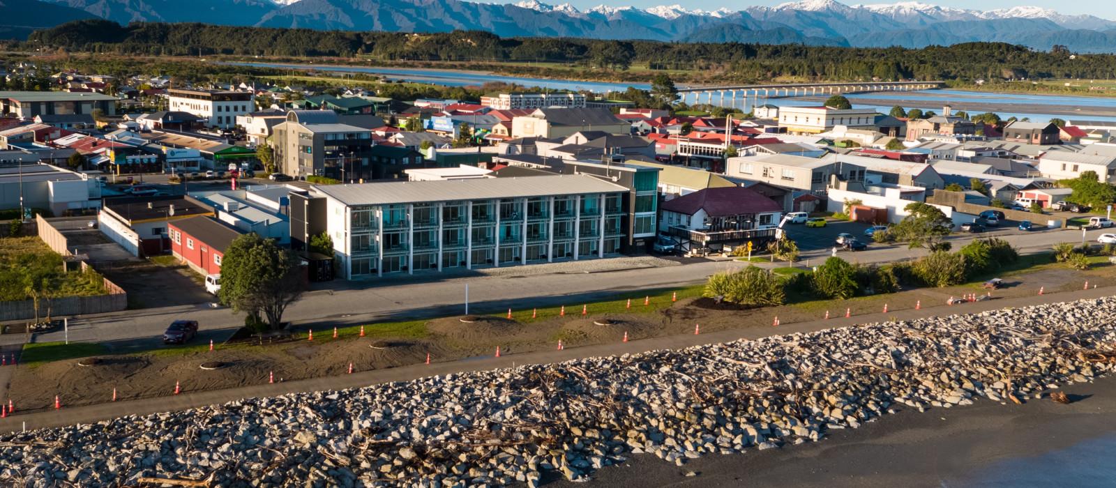 Hotel Aotearoa Lodge Neuseeland