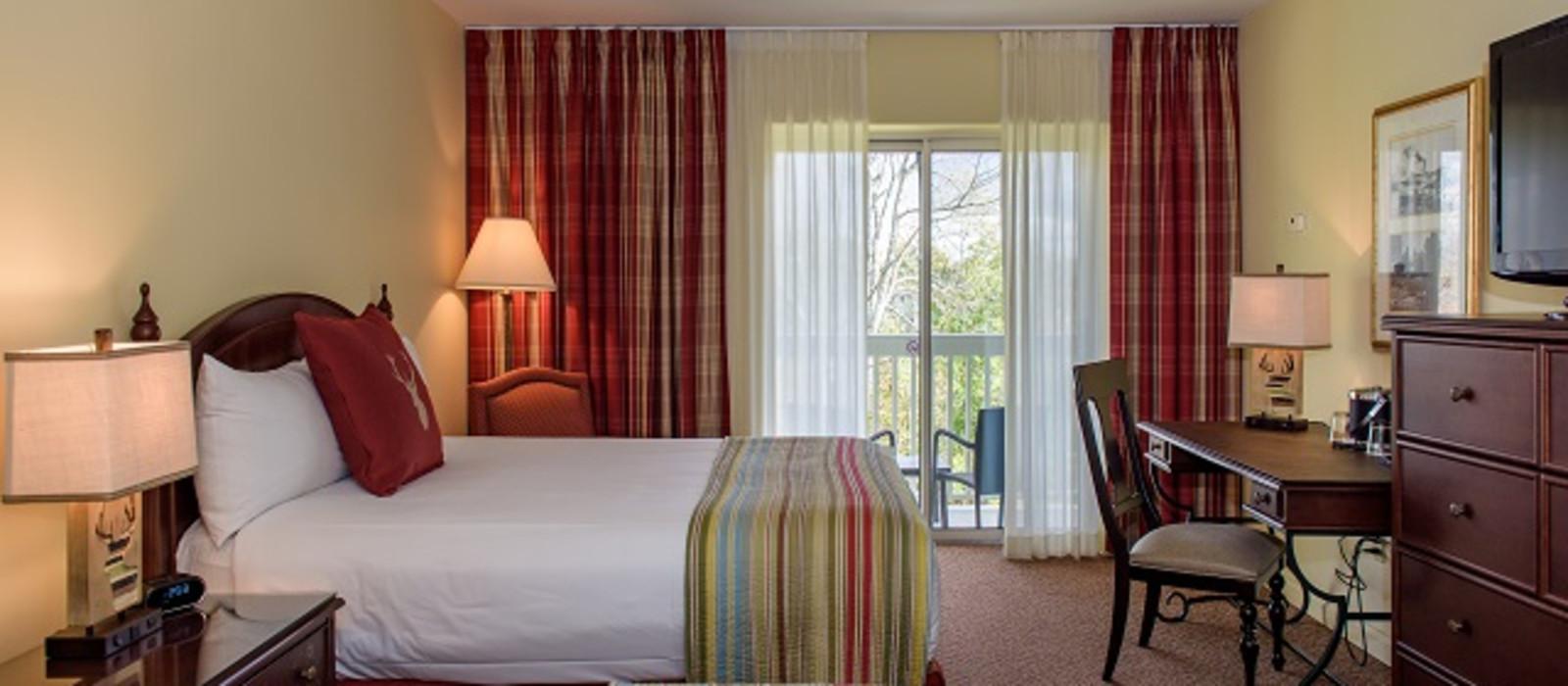 Hotel Deerhurst Resort Kanada