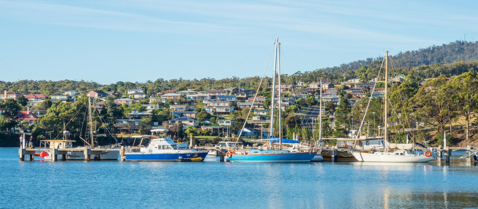 Reiseziel St Helens Australien
