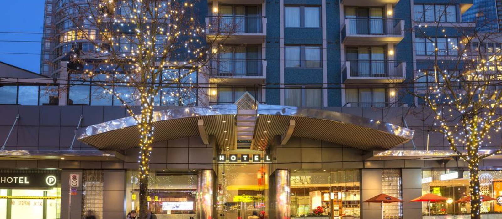 Hotel Blue Horizon Canada
