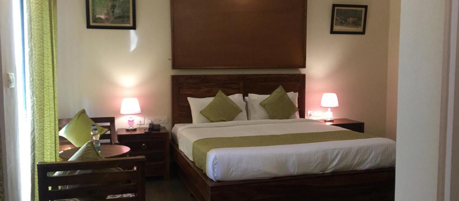 Hotel Ranthambore Heritage Haveli Nordindien