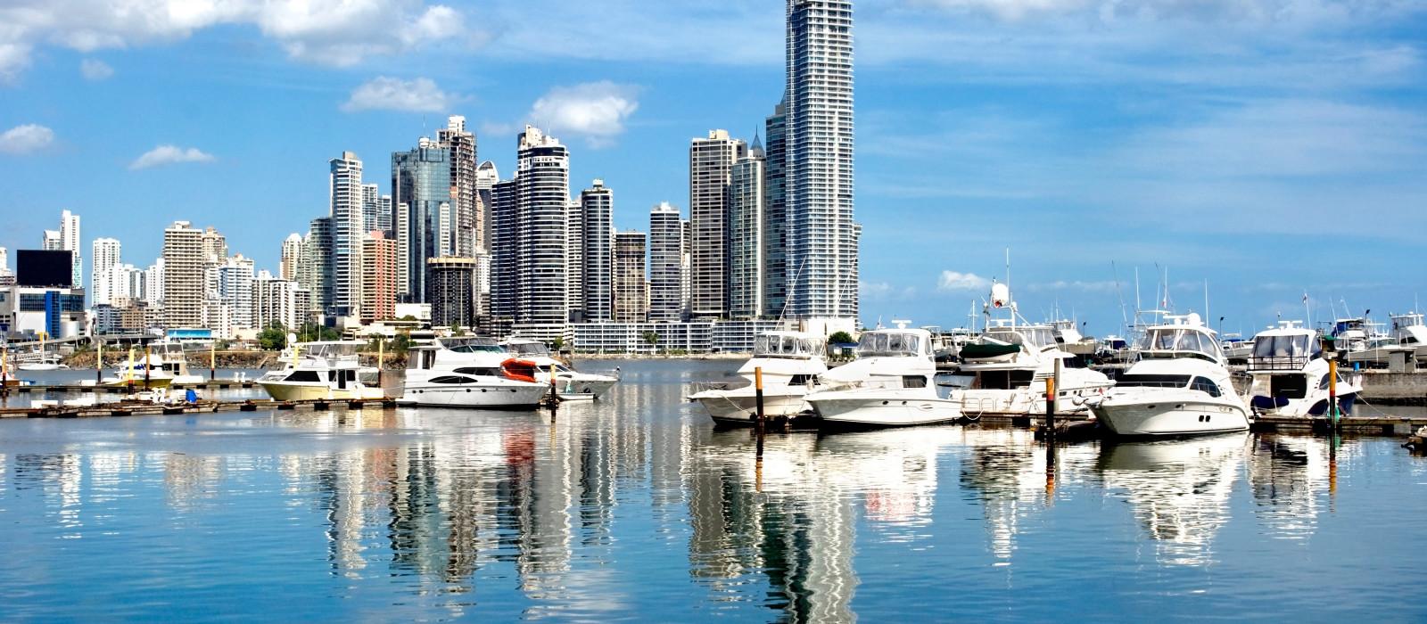 Reiseziel Panama Stadt Panama