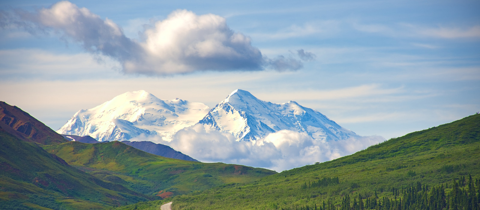 Reiseziel Denali Nationalpark Alaska