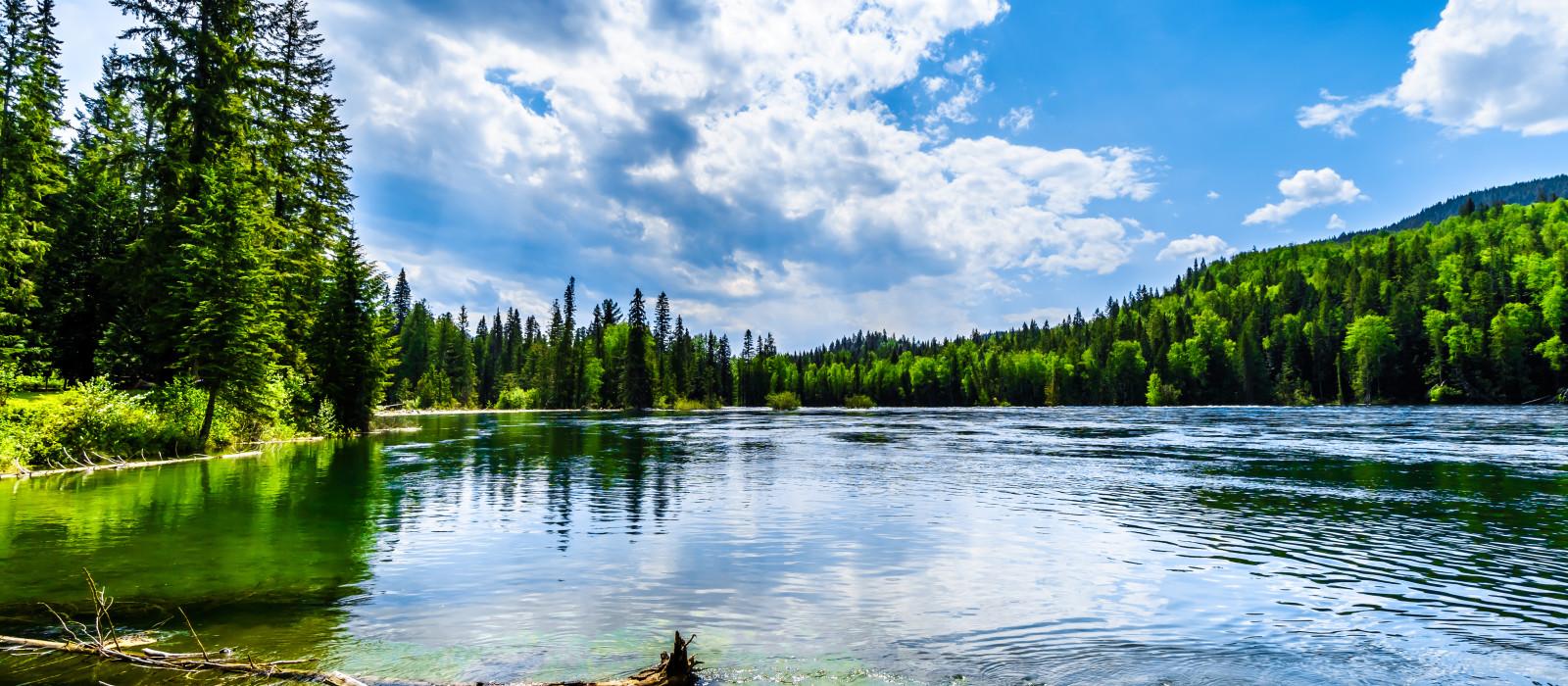 Reiseziel Clearwater Kanada