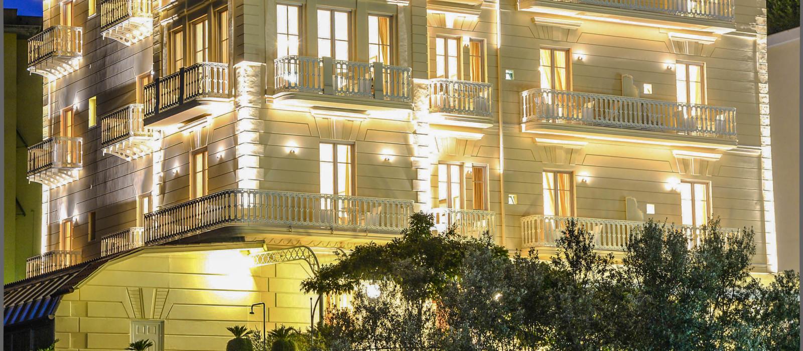 Hotel  Antiche Mura Italien