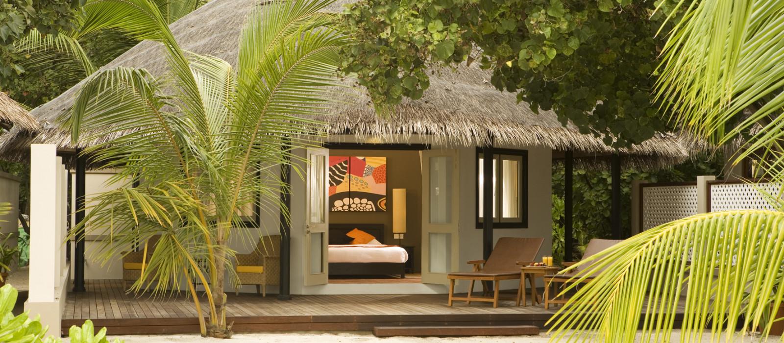 Hotel Angsana Velavaru Malediven