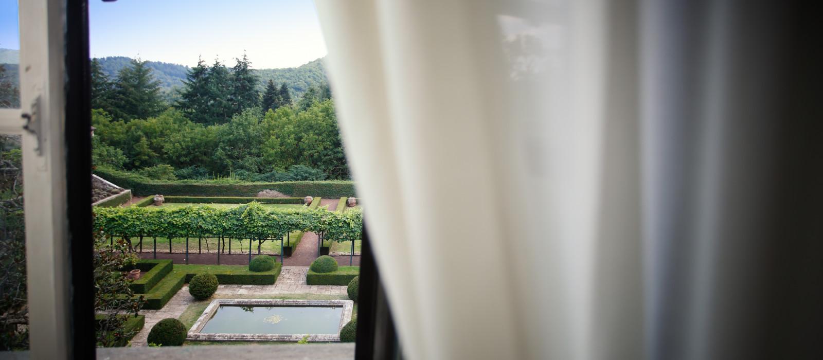 Hotel Badia a Coltibuono Italy