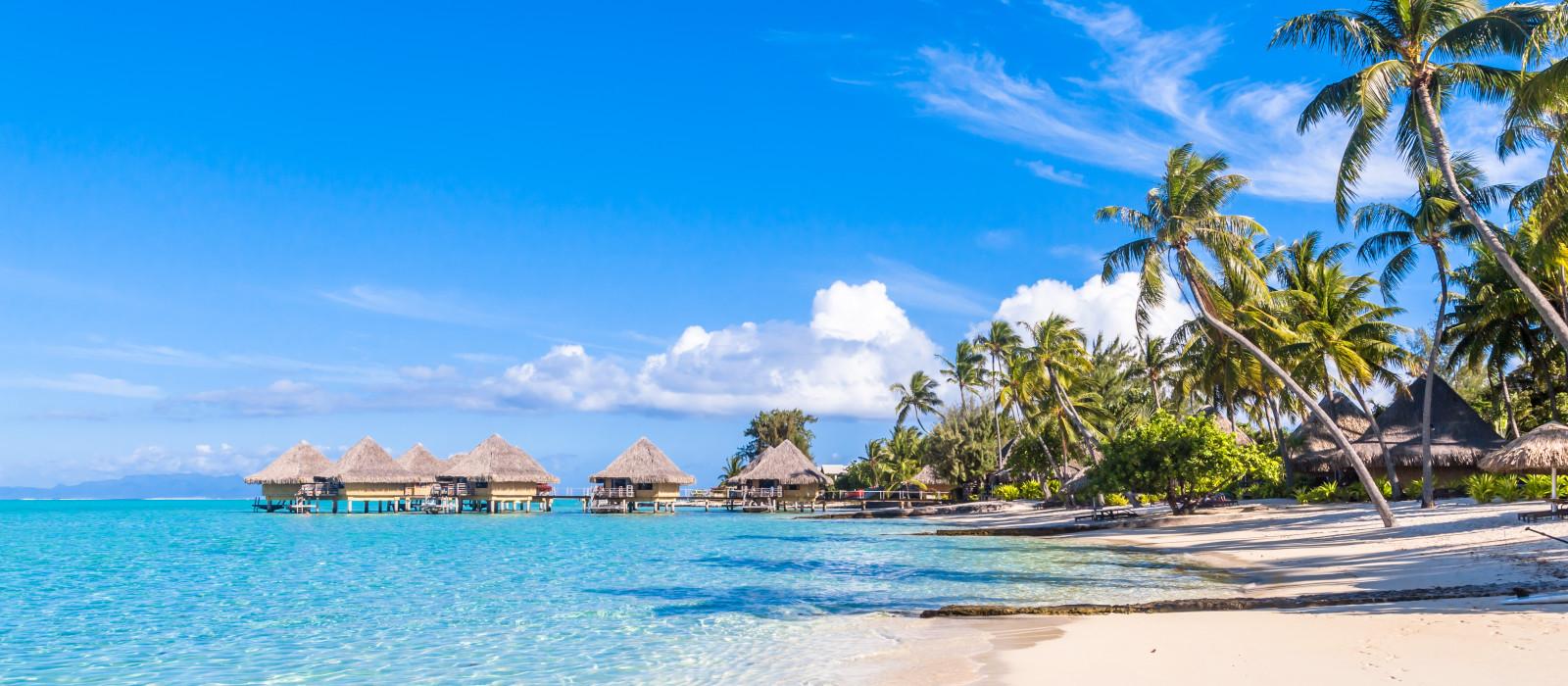 Destination Bora Bora French Polynesia