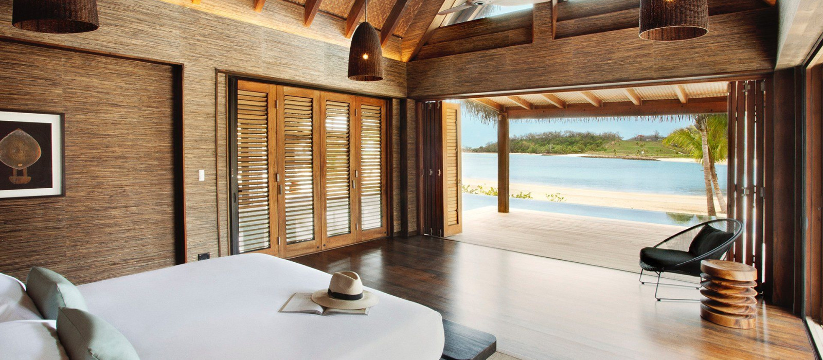 Hotel Six Senses Fiji Fiji