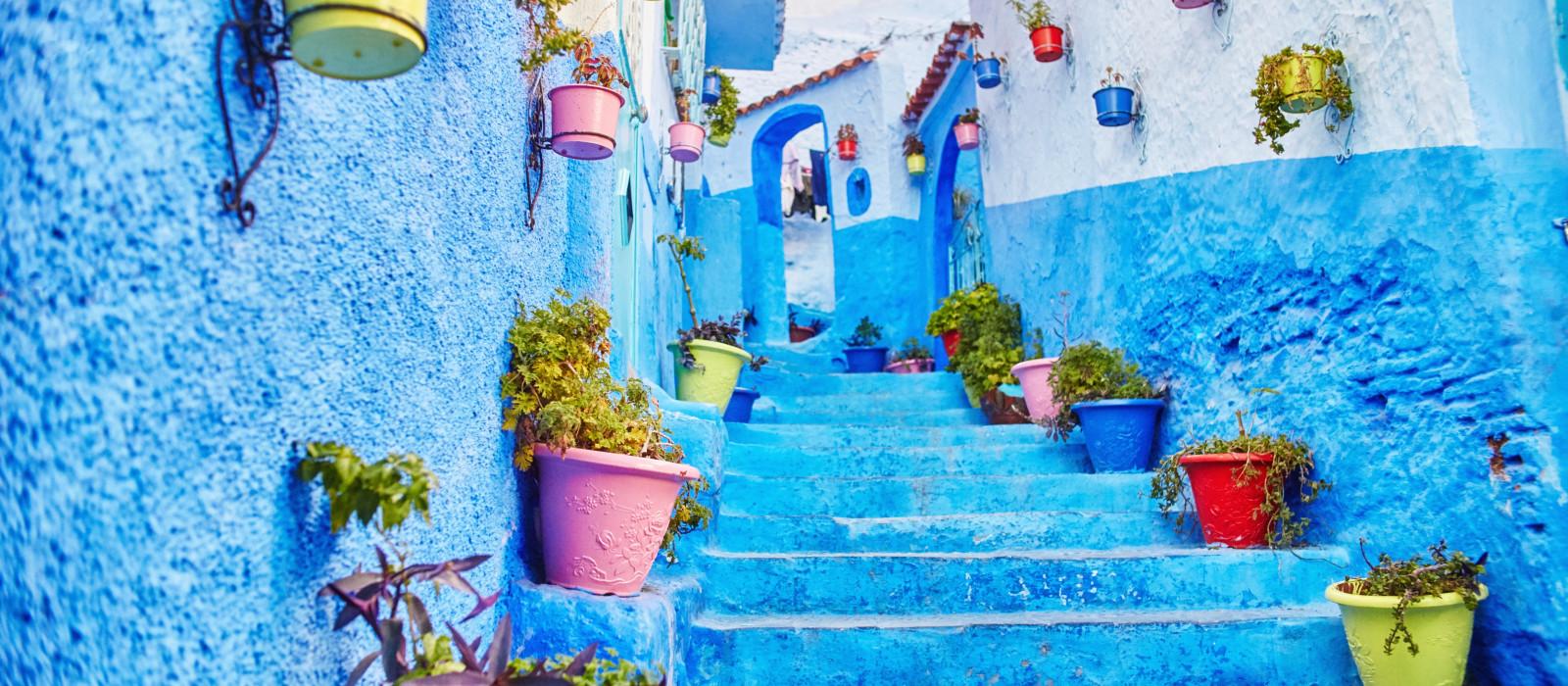 Hotel Riad Darechchaouen Marokko