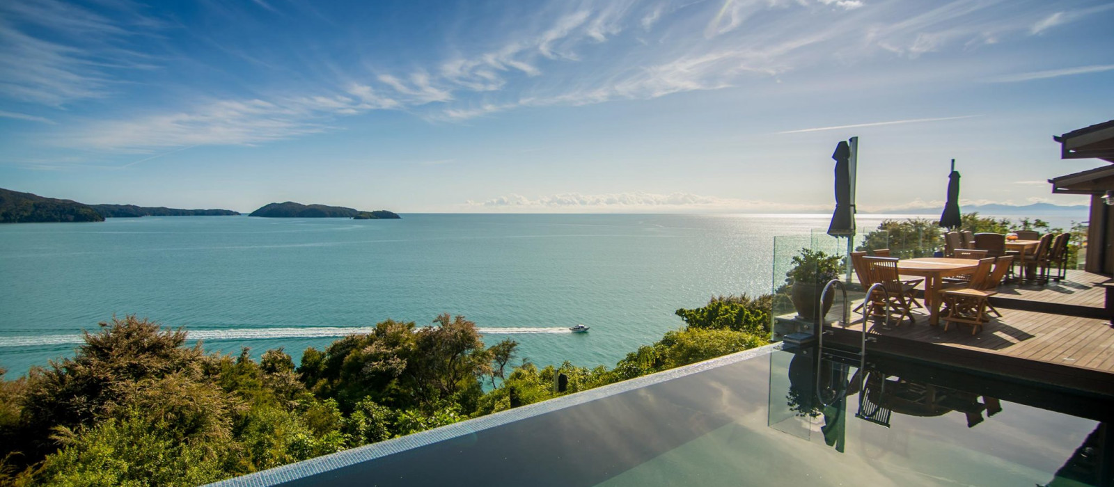 Hotel Split Apple Retreat Neuseeland