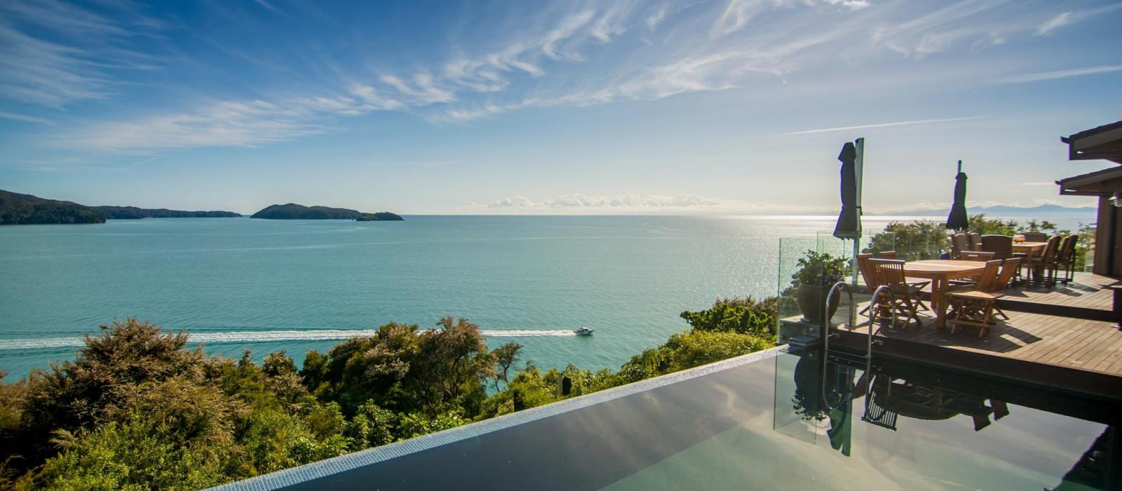 Hotel Split Apple Retreat New Zealand
