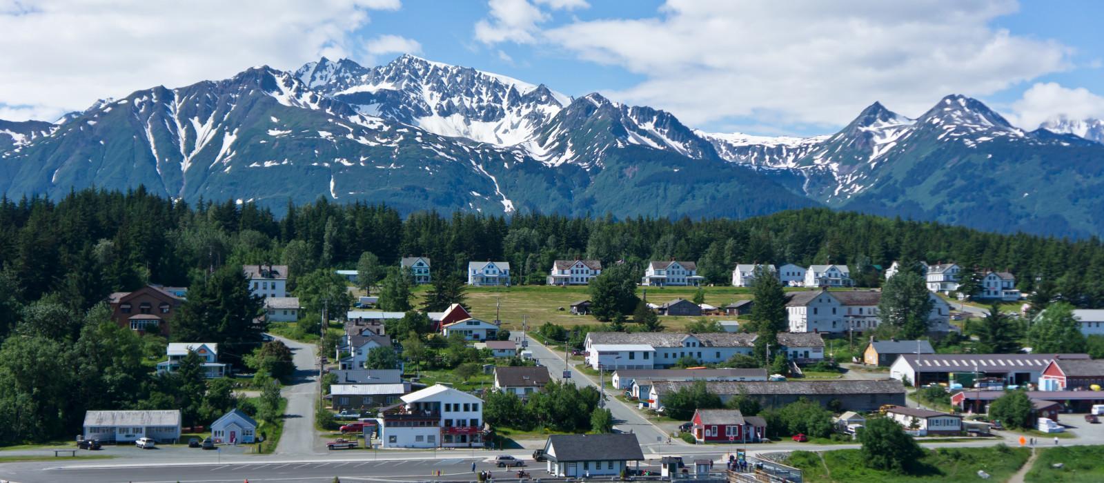 Reiseziel Haines Alaska