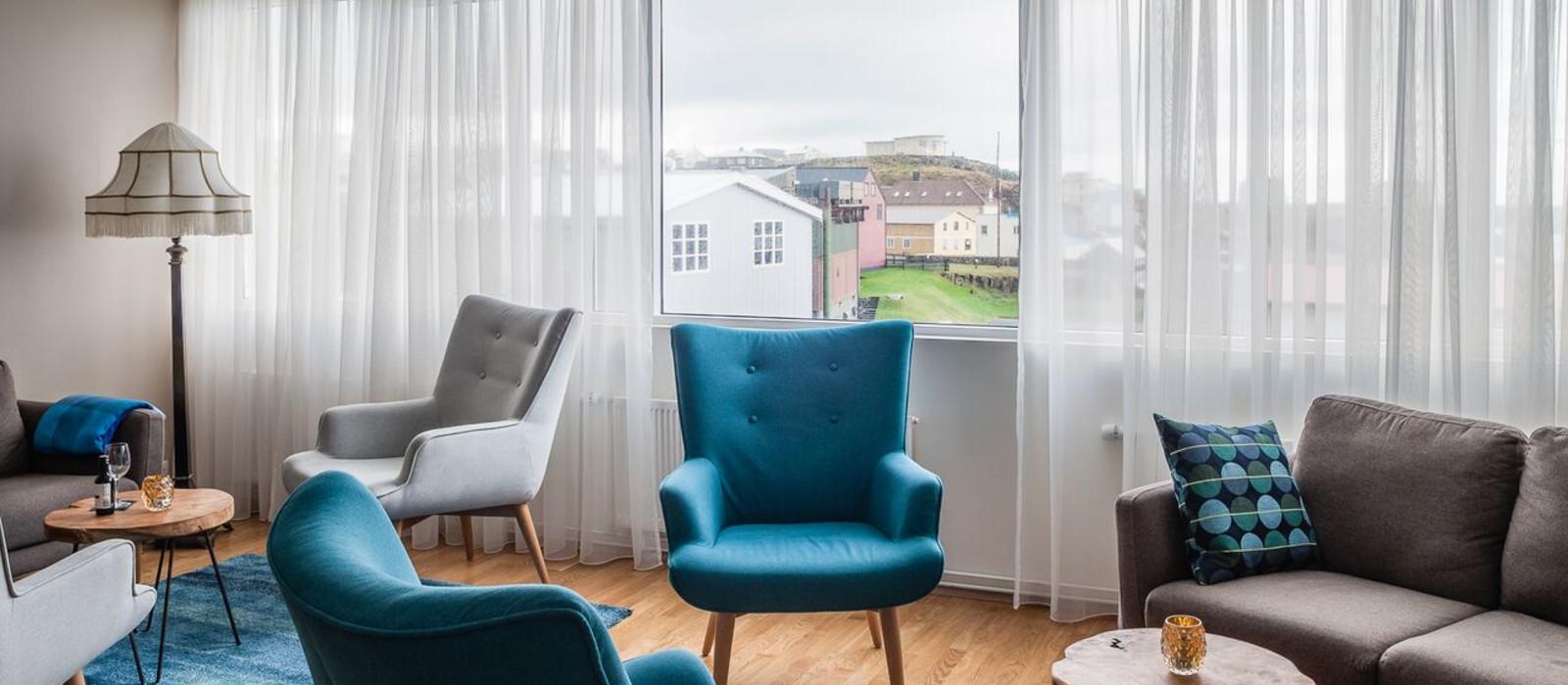 Hotel Hótel Fransiskus Iceland