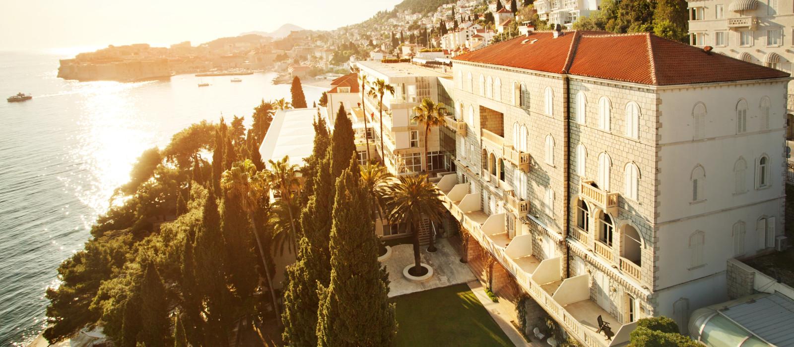 Hotel Villa Argentina Kroatien & Slowenien