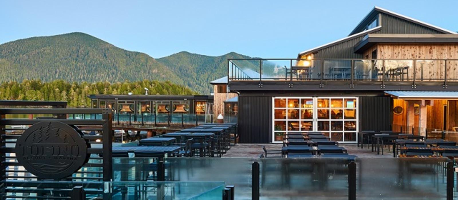Hotel Tofino Resort and Marina Kanada