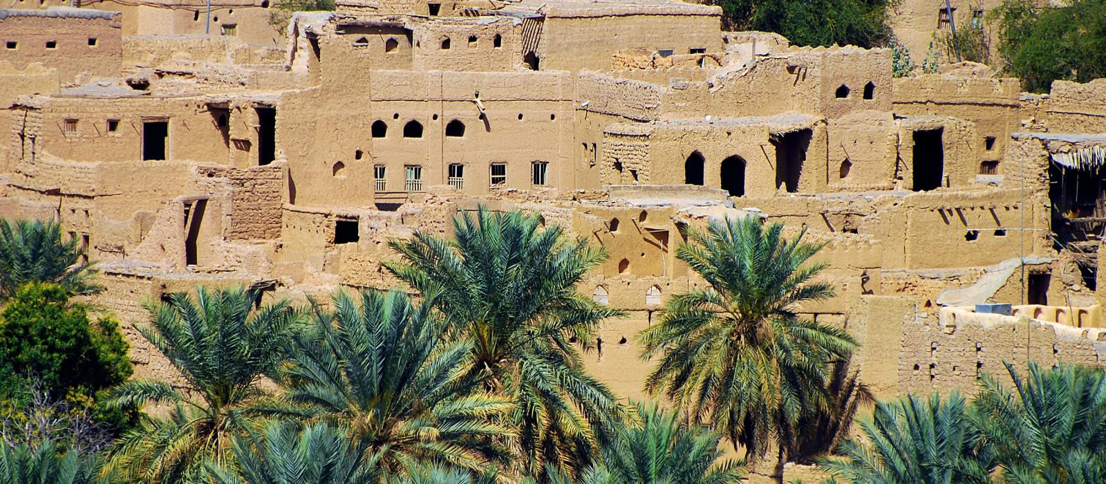 Destination Jebel Shams & Al Hamra Oman