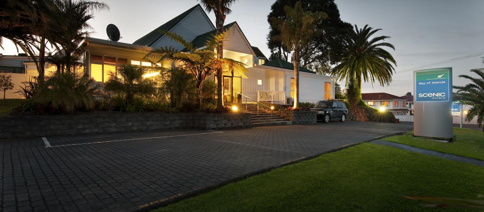 Hotel Scenic Bay Of Islands New Zealand