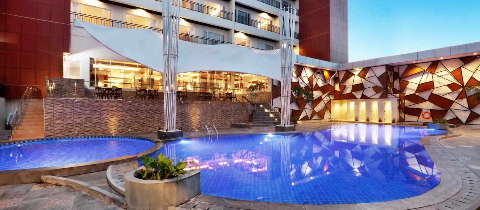 Hotel Harper Perintis Makassar Indonesien