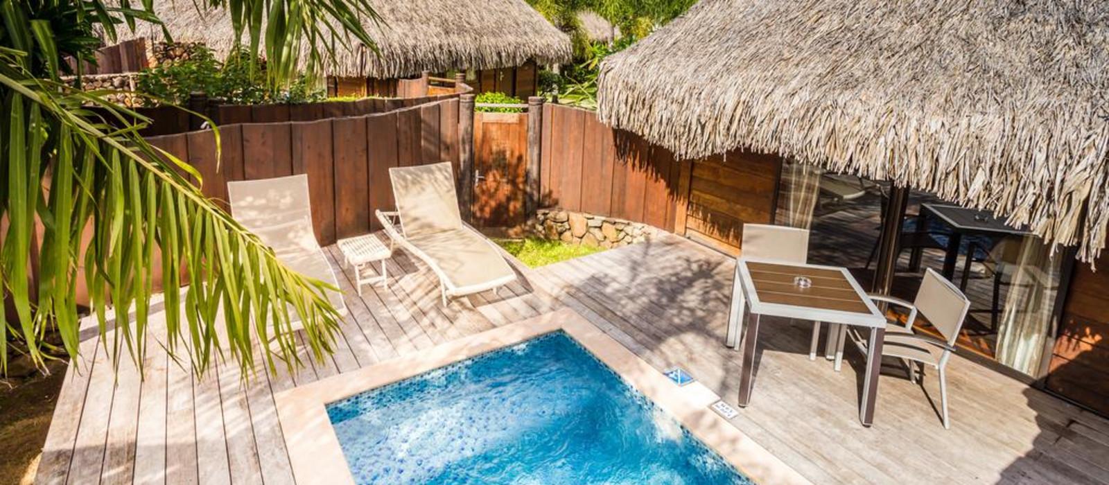 Hotel Manava Beach Resort and Spa Französisch Polynesien