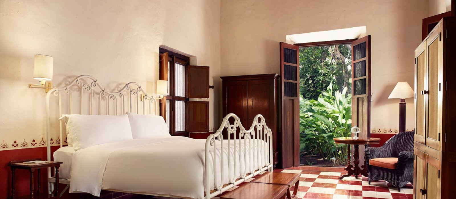 Hotel Hacienda Santa Rosa Mexiko