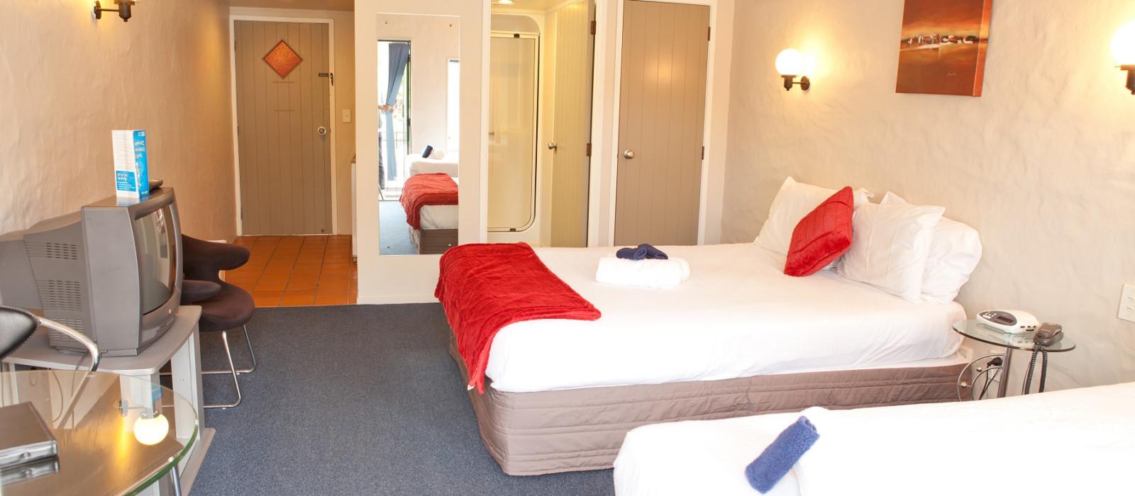 Hotel Parklane Motor Lodge New Zealand
