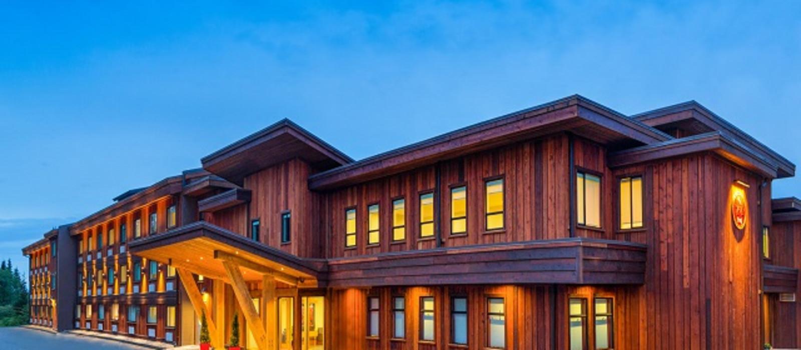 Hotel Kwa'Ilias  Kanada
