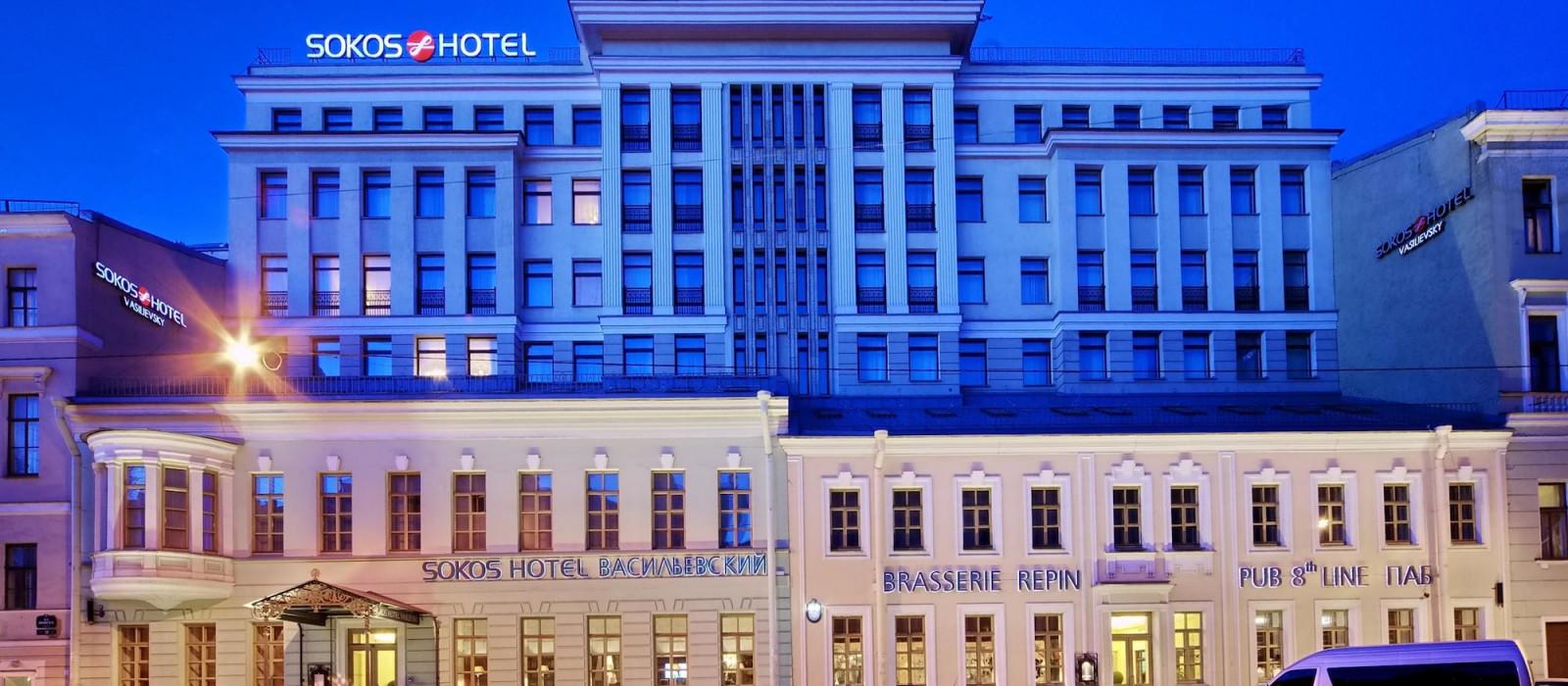 Hotel Solo Sokos  Vasilievsky %region%