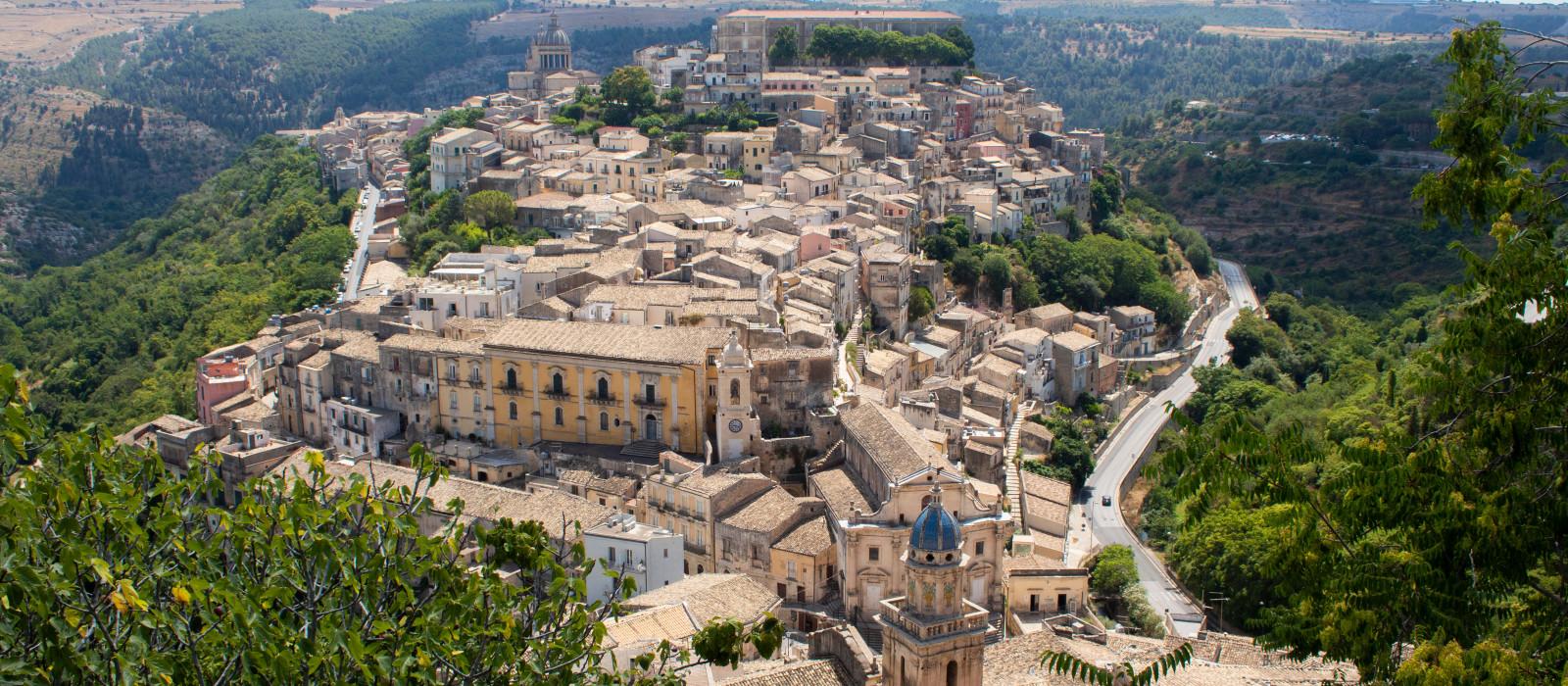 Reiseziel Ragusa Italien