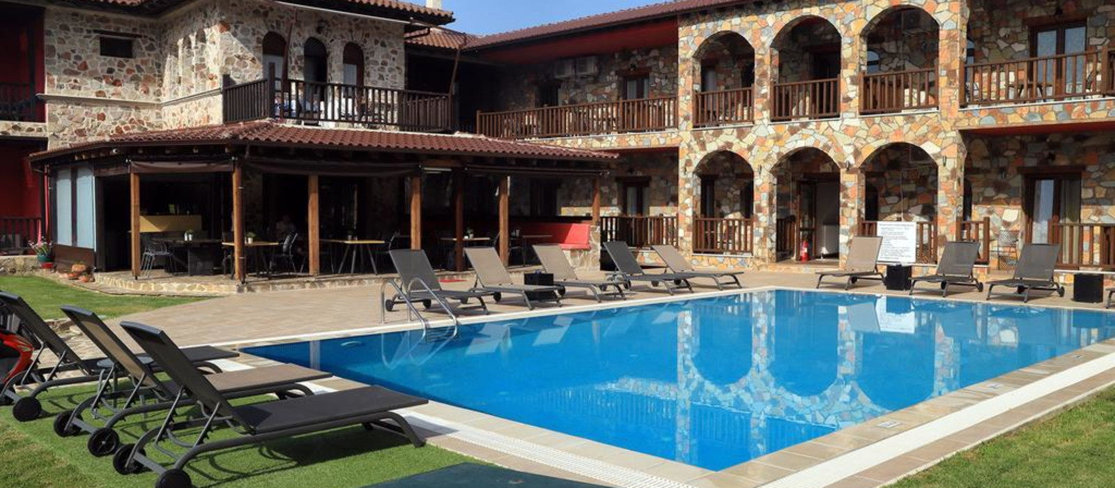 Hotel Monastiri Guesthouse Griechenland