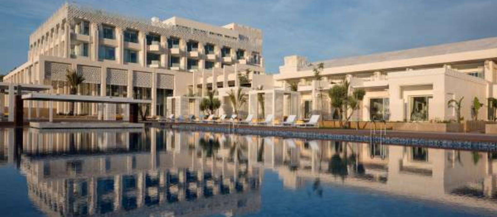 Hotel Marchica Lagoon Resort Marokko