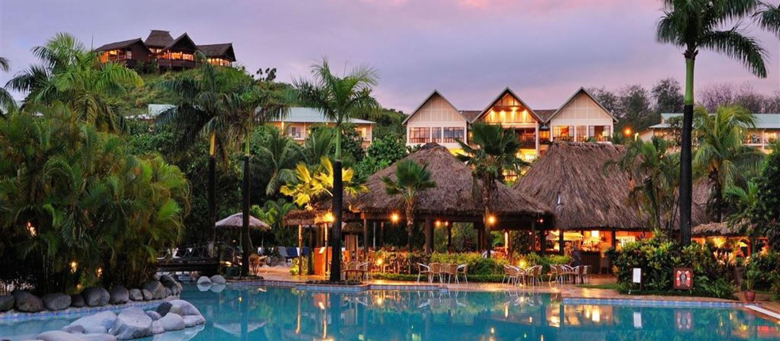 Hotel Outrigger Fiji Beach Resort Fiji