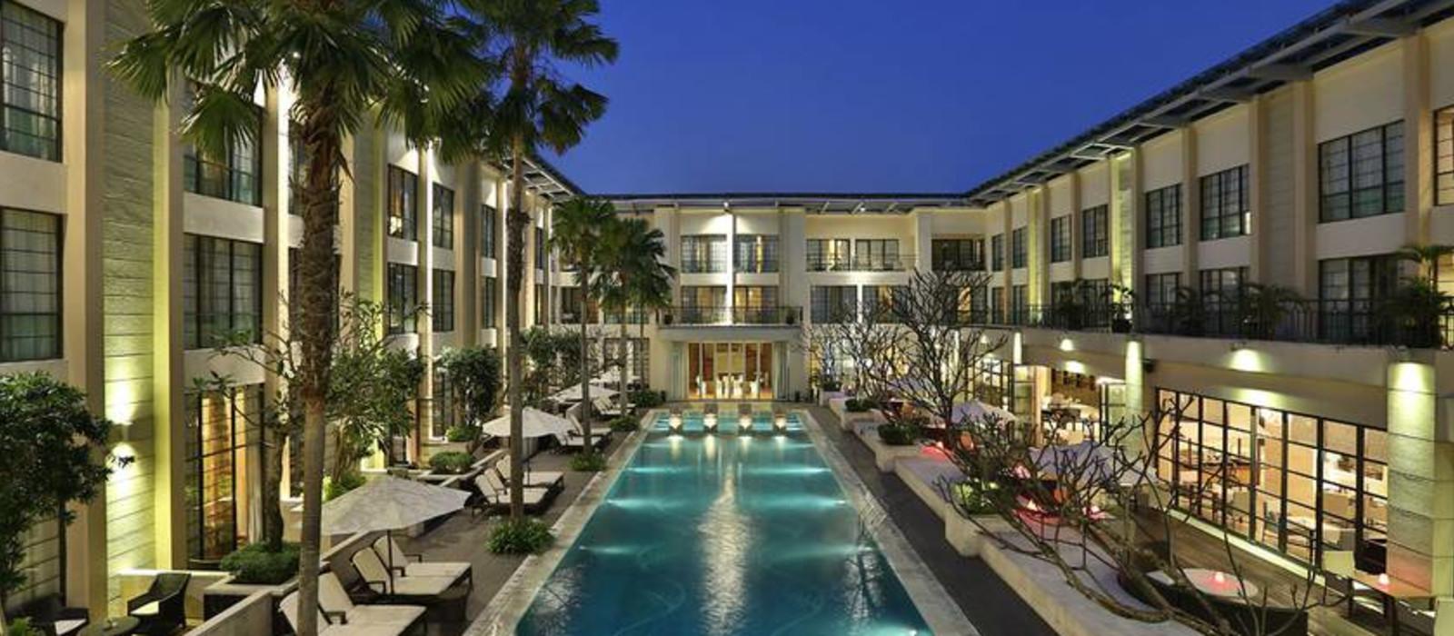 Hotel Aryaduta Medan Indonesien
