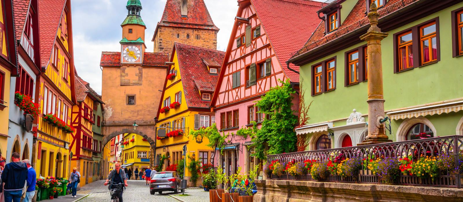 Hotel  Reichsküchenmeister Das Herz von Rothenburg Germany