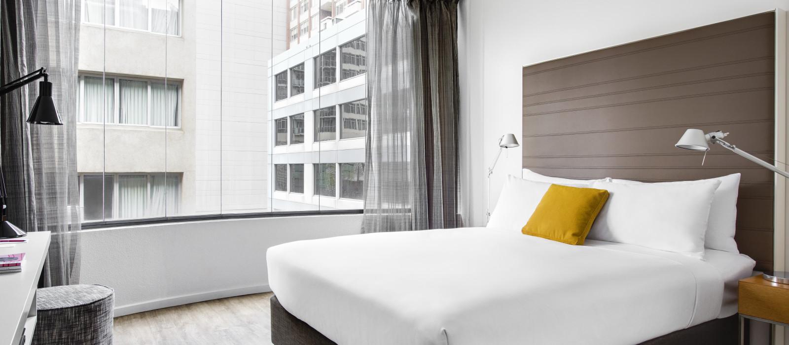 Hotel Ovolo Laneways Australia