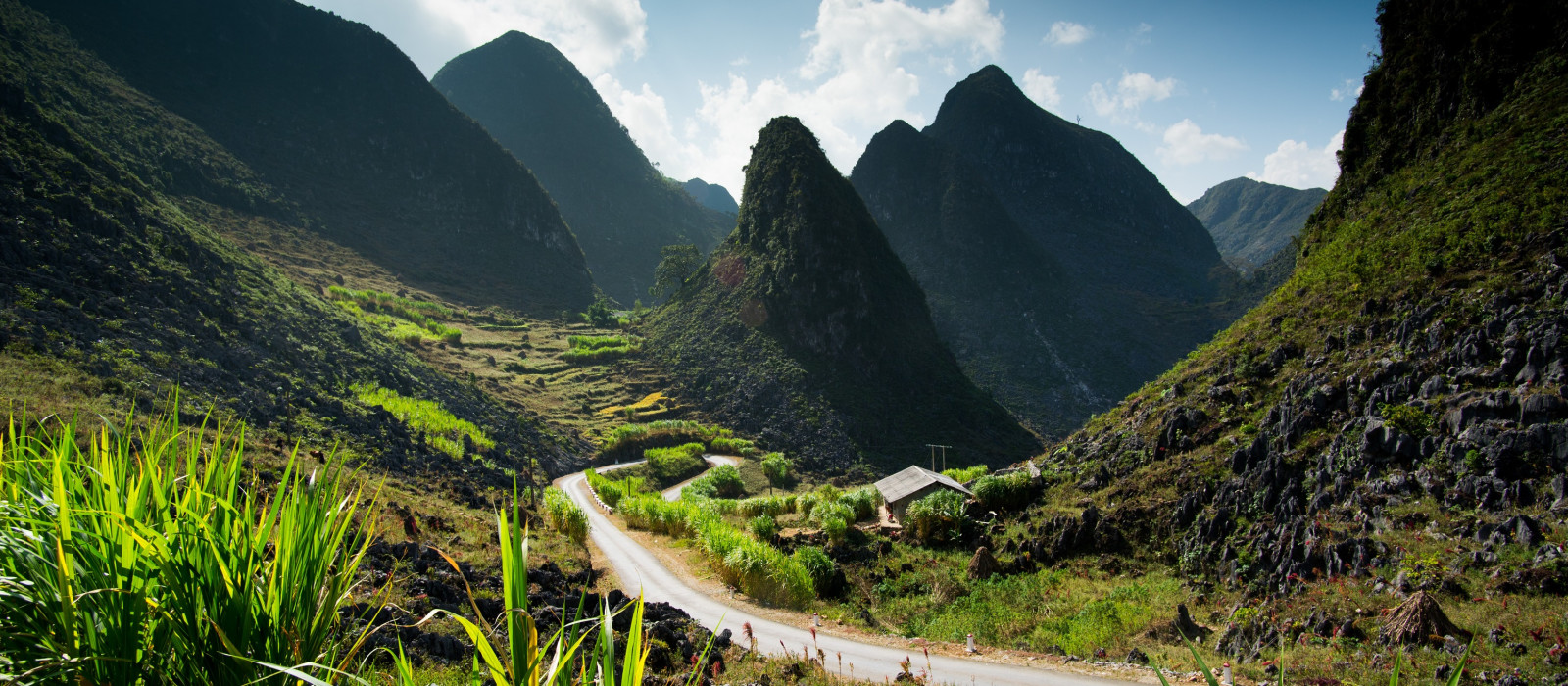 Destination Dong Van Vietnam