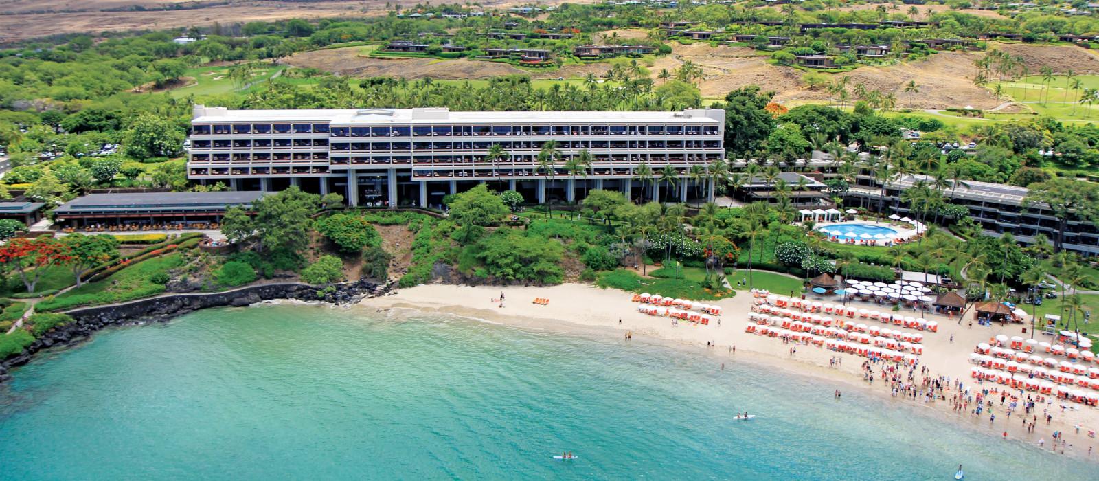 Hotel Mauna Kea Beach  Hawaii