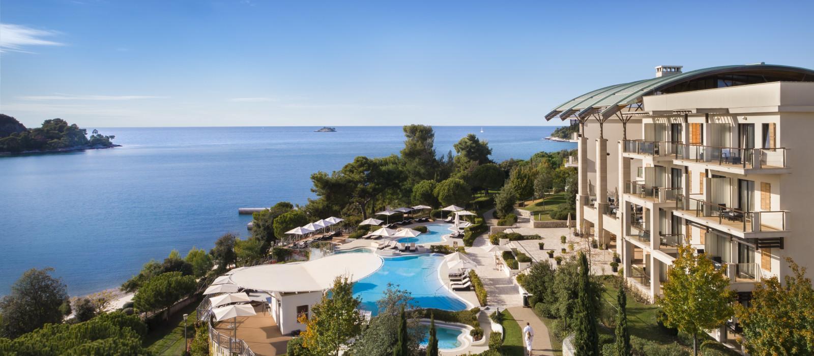 Hotel  Monte Mulini Croatia & Slovenia