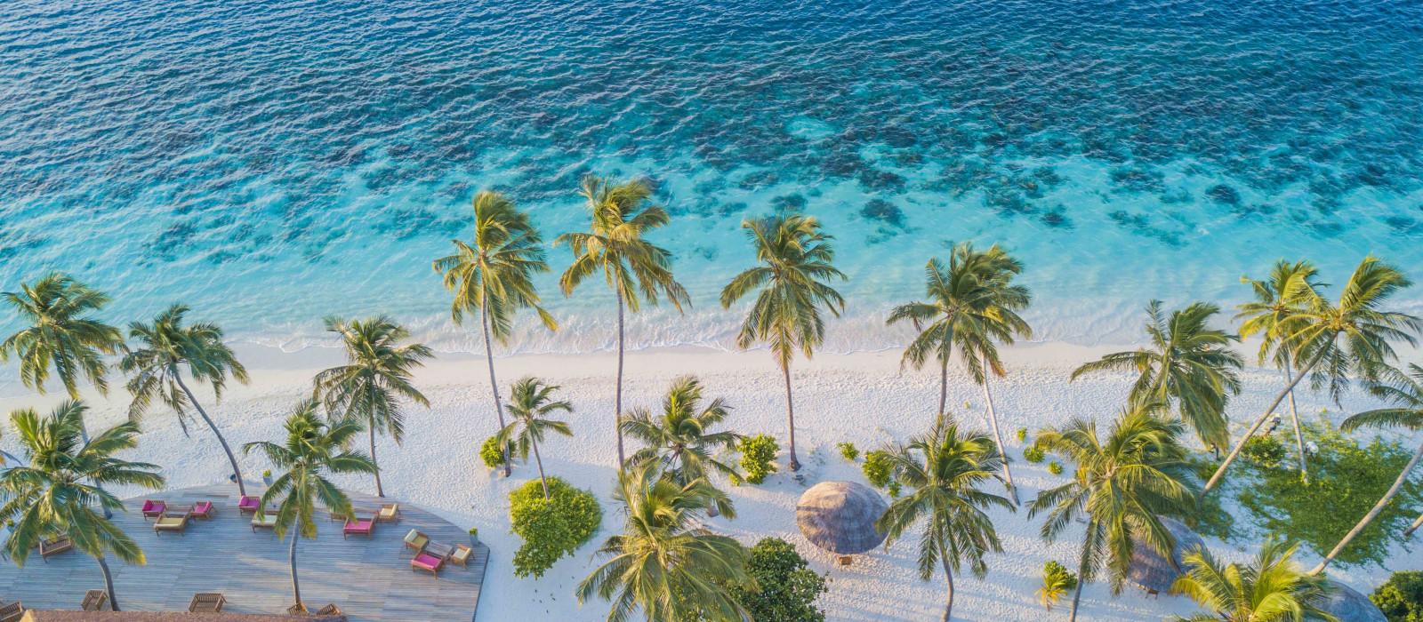 Hotel Reethi Faru Resort Malediven