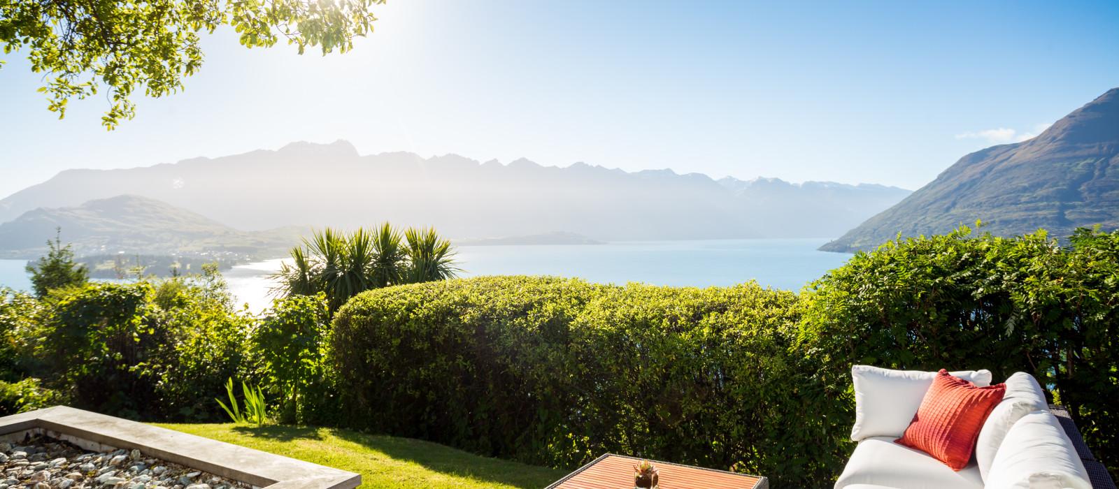 Hotel Azur Lodge Neuseeland