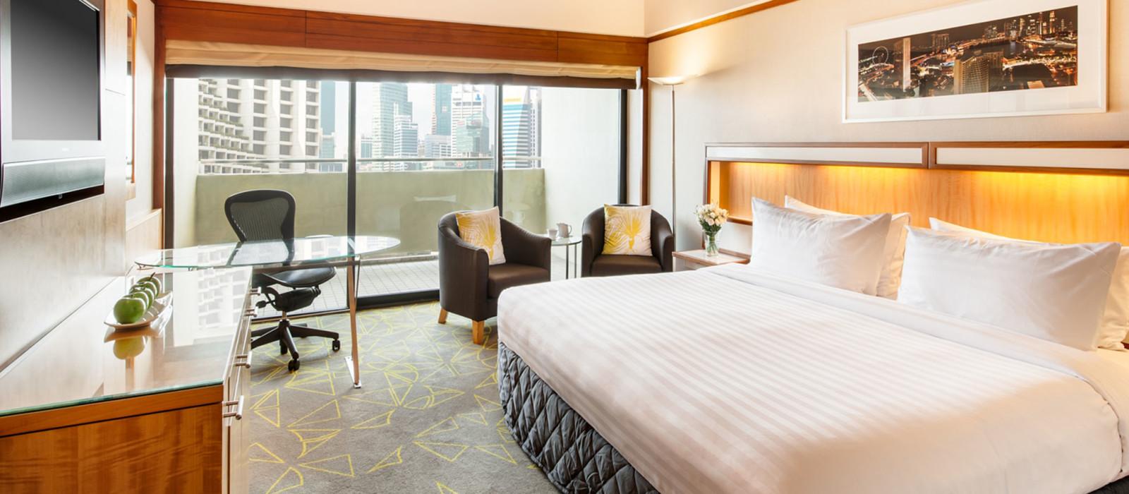 Hotel Pan Pacific Singapore