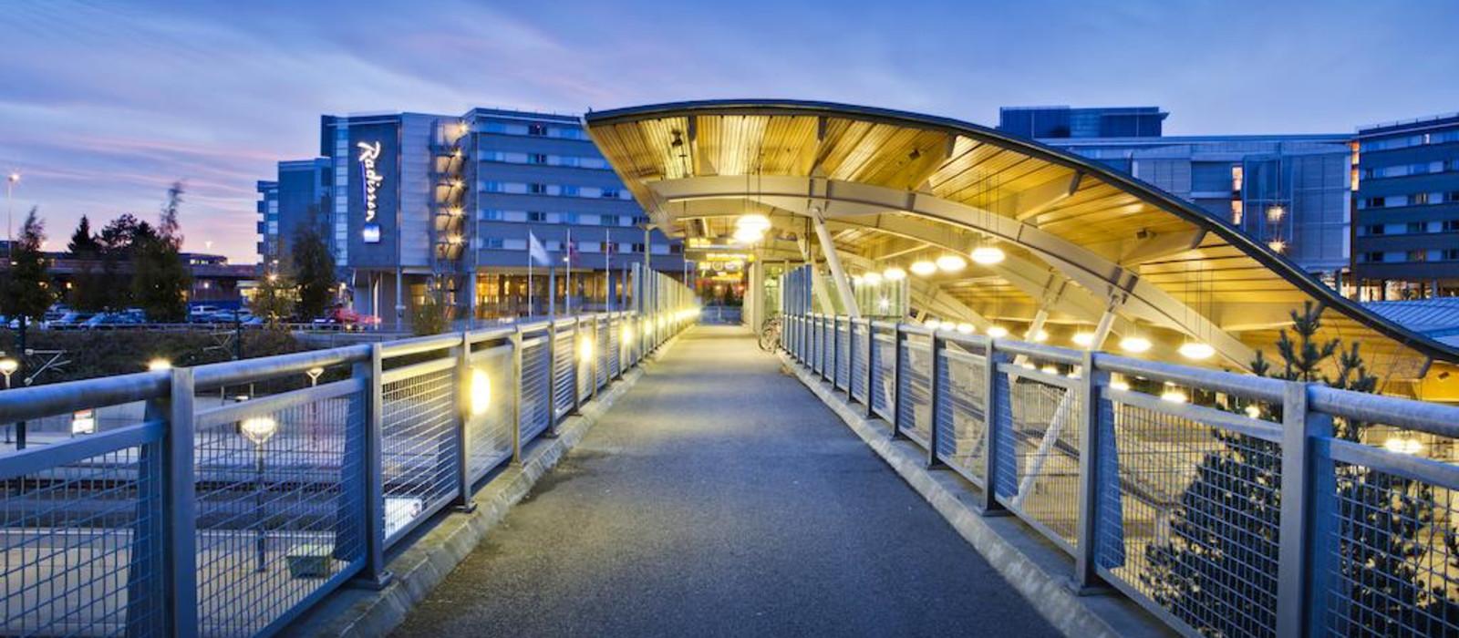 Hotel Radisson Blu Airport  Oslo Gardermoen Arktis