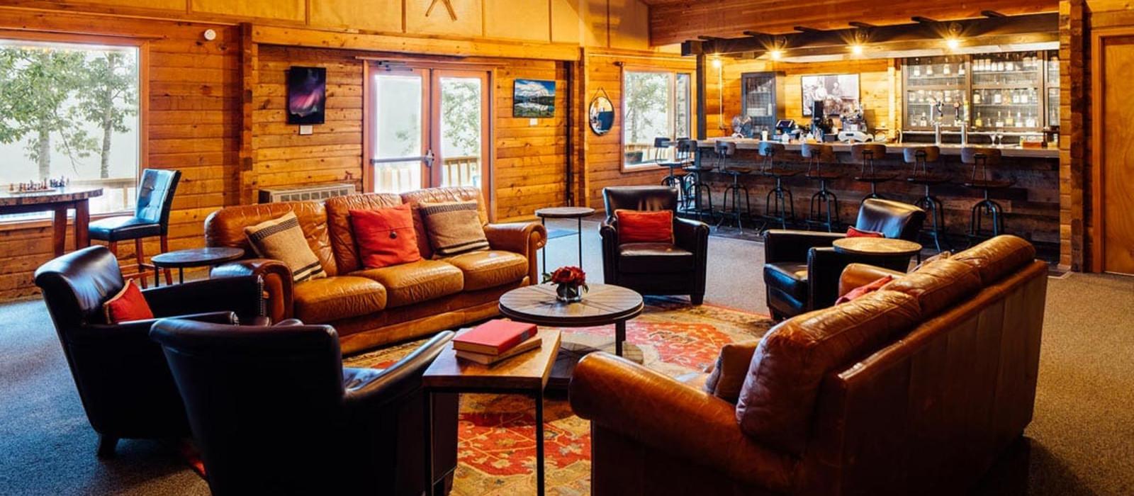 Hotel Denali Backcountry Lodge Alaska
