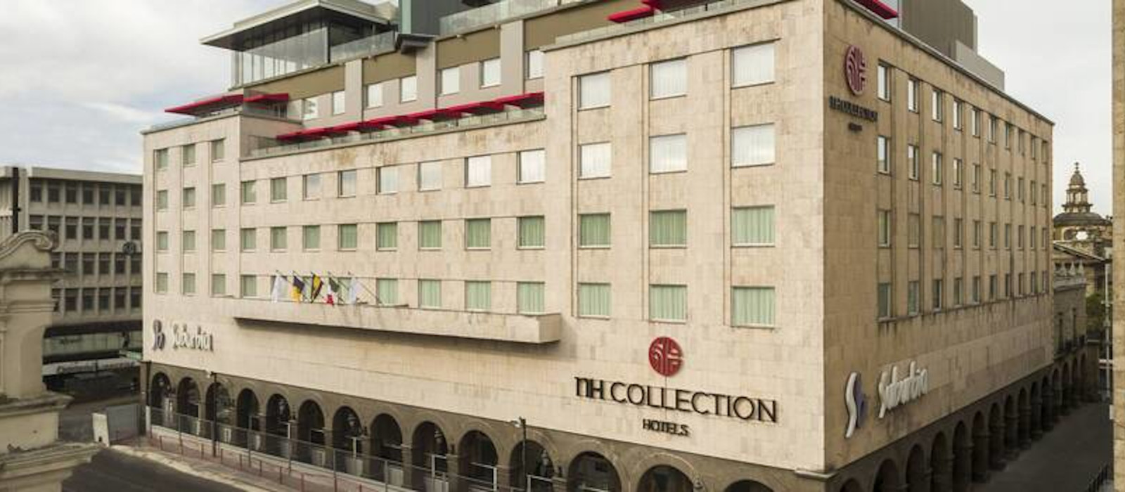 Hotel NH Collection Guadalajara Centro Historico Mexiko