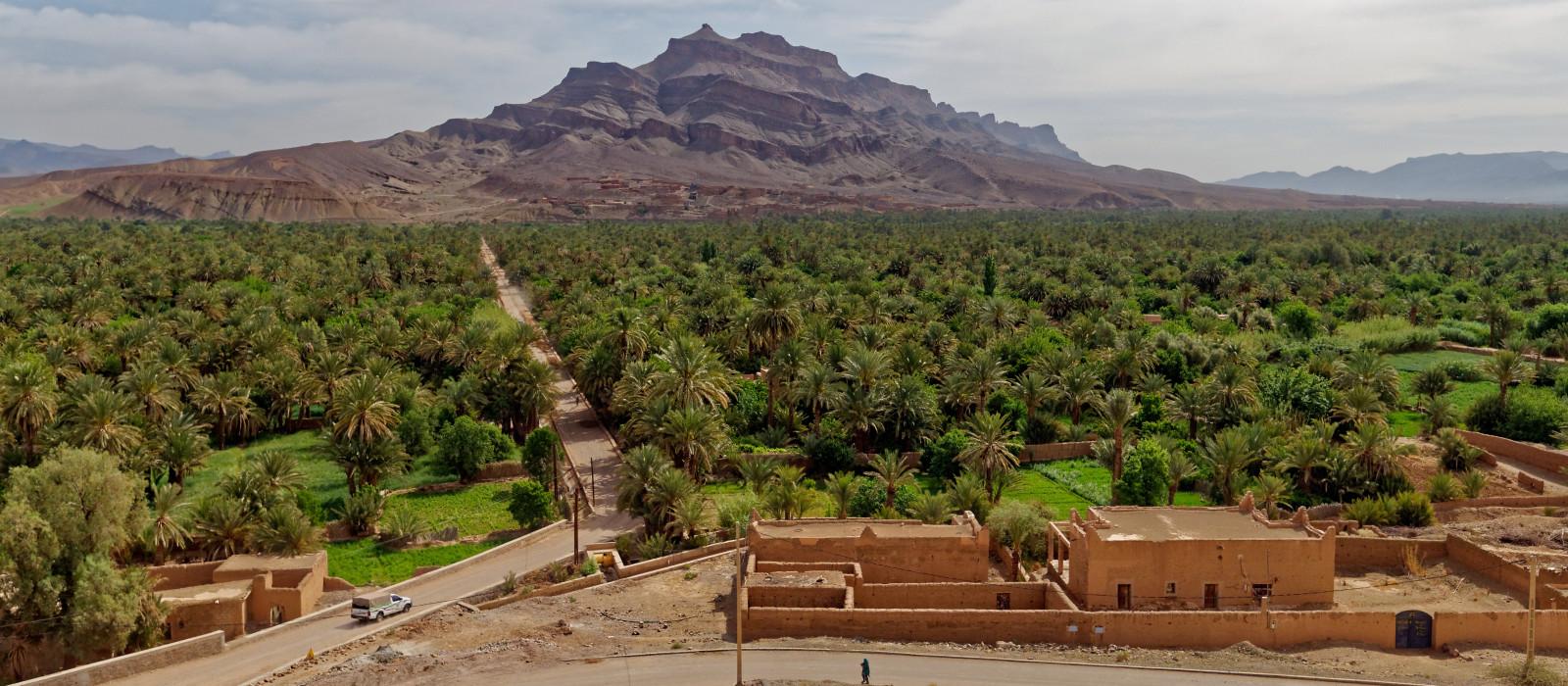 Destination Agdz Morocco