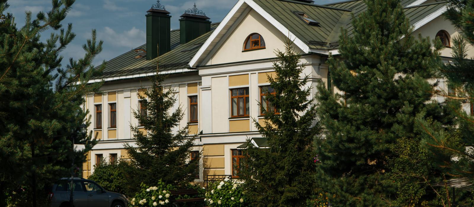 Hotel Art  Nikolaevsky Posad Russland